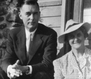 John's Parents circa 1930s